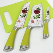 百年蔷薇刀具组合三件套