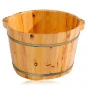 香柏木浴足木桶