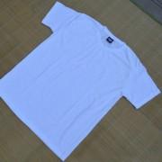 纯棉空白t恤 订制个性广告衫 圆领文化衫定制