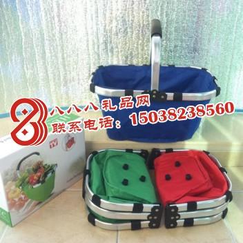 环保折叠购物篮 折叠购物篮(小号)