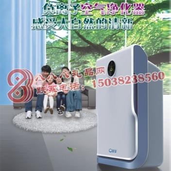 澳兰斯母婴空气净化器家用高性价比冷触媒去甲醛雾霾
