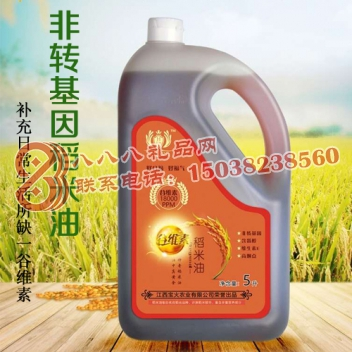5L稻米油